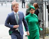 "<p>While it was wild that <a href=""https://www.popsugar.com/celebrity/meghan-harry-announce-stepping-back-as-senior-royals-47085247"" class=""link rapid-noclick-resp"" rel=""nofollow noopener"" target=""_blank"" data-ylk=""slk:Meghan and Harry left the royal family"">Meghan and Harry left the royal family</a>, what was truly horrendous and had us saying ""what the f*ck"" is how terribly the press treated Meghan. It didn't matter what she or Harry did, they were almost instantly scrutinized by the press in a way that Prince William and Kate Middleton never have been. </p>"