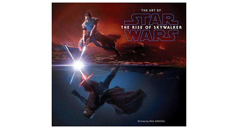 The Art of Star Wars: The Rise of Skywalker. (Disney/Lucasfilm)