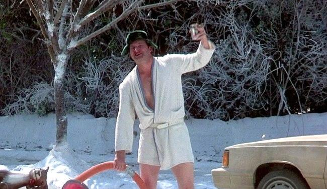 Uncle Eddie Christmas Vacation.A Christmas Vacation Fan Recreates Cousin Eddie S Finest