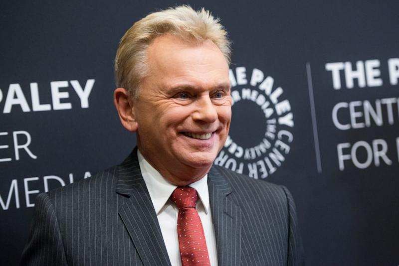 Pat Sajak | Mike Pont/Getty Images