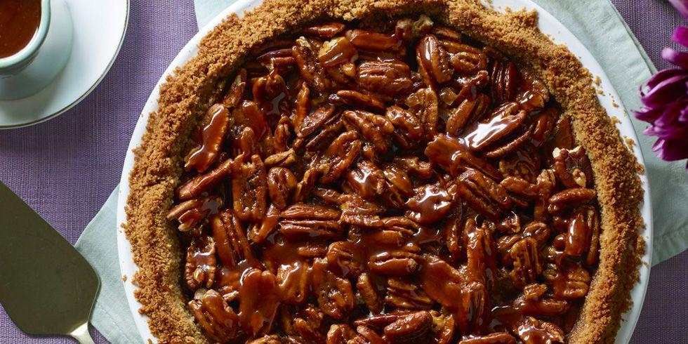 "<p>Some people are <a rel=""nofollow"" href=""https://www.womansday.com/food-recipes/food-drinks/g1965/pumpkin-pie-recipes/"">pumpkin pie people</a>, while others (*raises hand*) are <em>pecan pie </em>people. We're biased, but if you ask us, no <a rel=""nofollow"" href=""https://www.womansday.com/thanksgiving-recipes/"">Thanksgiving is complete</a> without this rich, dense delicacy. Whip up one of these recipes that won't disappoint for your next <a rel=""nofollow"" href=""https://www.womansday.com/thanksgiving-recipes/"">get-together.</a></p>"