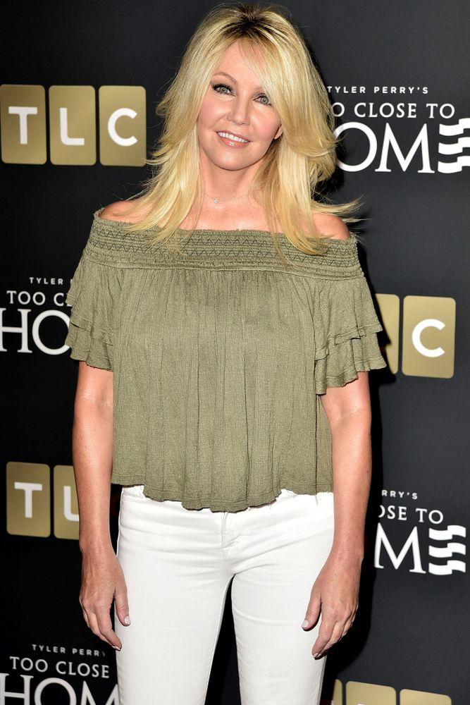 Heather Locklear | Marc Flores/Getty Images