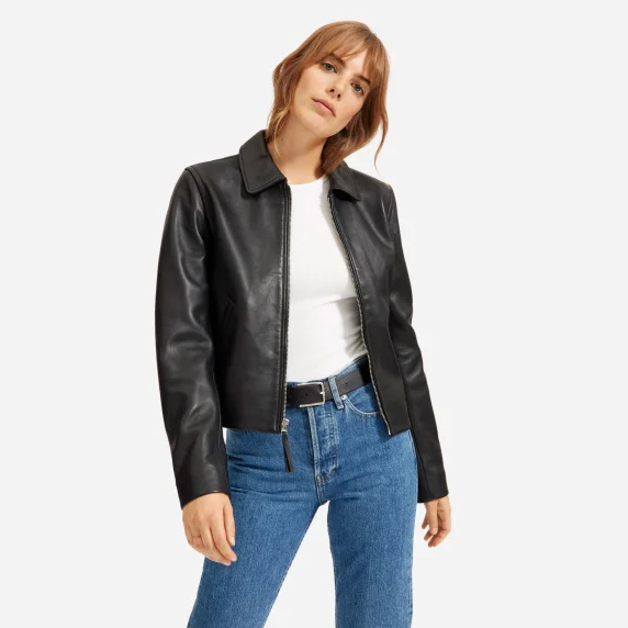 The Modern Leather Jacket