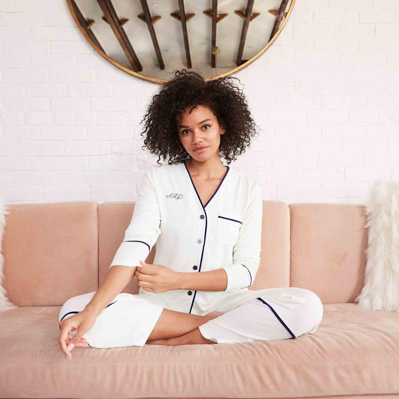 The Cloud 9 Pajama Set. Image via Summersalt.