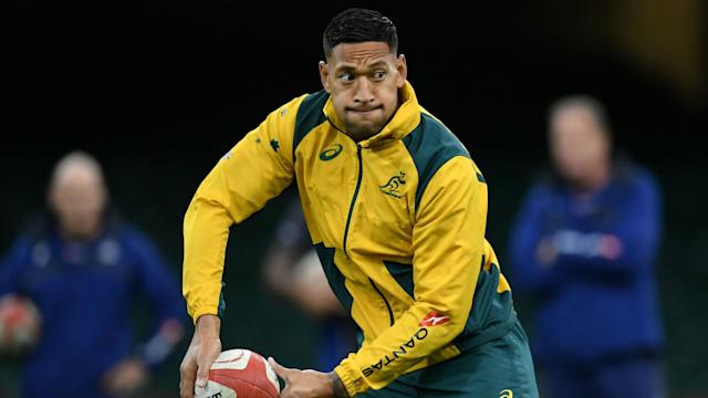 A round of talks between Israel Folau and Rugby Australia have ended without agreement, but the player is optimistic.