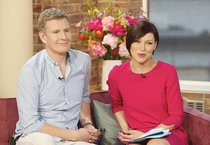 Patrick teamedup with 'Big Brother' host Emma Willis over the summer of 2012. While thepairing was perfectly pleasant, we're still wondering what made producers throw them together.