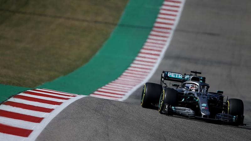 F1 Austin Grand Prix could be wiped out by COVID-19 surge in U.S.