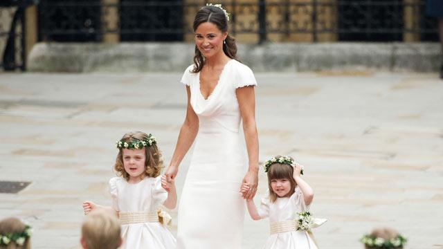 Pippa Middleton's Bridesmaid Dress Goes on Sale (ABC News)