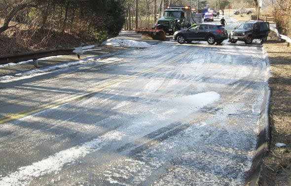 Pool Drained Car Accidents