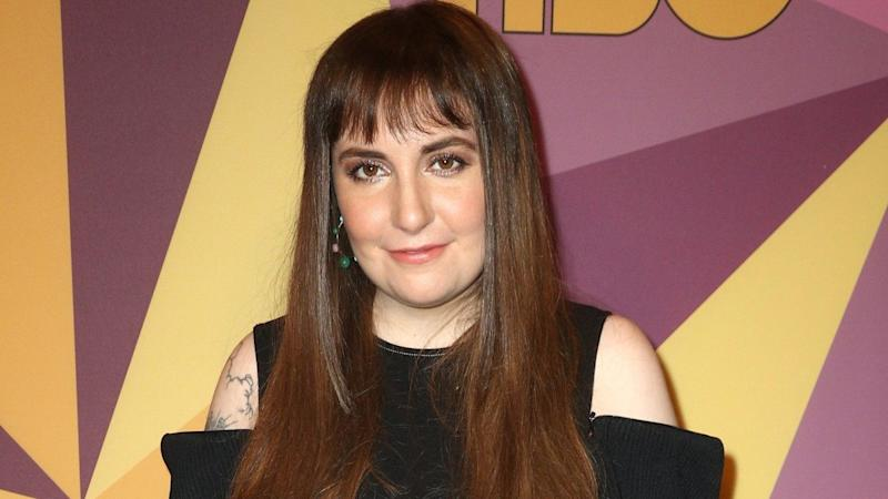 Lena Dunham Reveals She Had Surgery to Remove Her Left Ovary