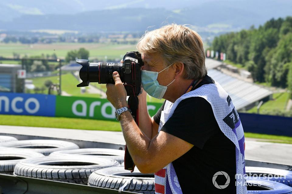 "Steven Tee, Photographer<span class=""copyright"">Mark Sutton / Motorsport Images</span>"