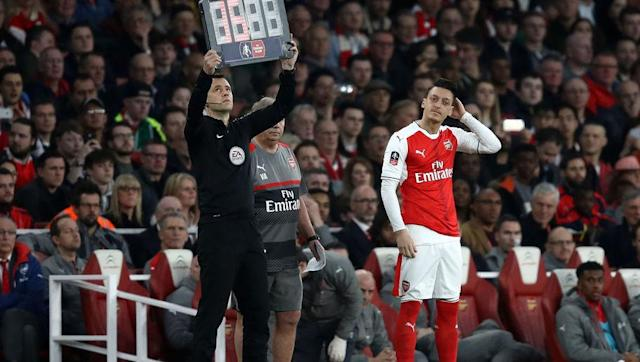 <p>Despite rumours of player revolts at the clubs, the majority of talent at Arsenal signed based on Wenger's reputation, none more so than Mesut Ozil who was swayed by the Frenchman's managerial style.</p> <br><p>The likes of Olivier Giroud, Hector Bellerin and Laurent Koscielny have all voiced their support for Wenger and wish to continue working under his guidance.</p> <br><p>Should he choose to depart, certain Gunners fans may eat their own words as several stars follow suit and depart the sinking ship.</p>