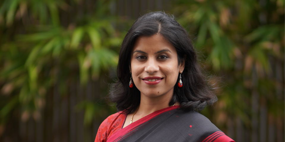 50) Richa Singh, Head Learning, Development & Diversity, The Lalit Suri Hospitality Group. Photo: The Lalit Suri Hospitality Group