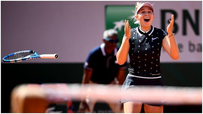 Amanda Anisimova, 17-Year-Old American Tennis Star, Withdraws from US Open 2019 after Father's Sudden Demise