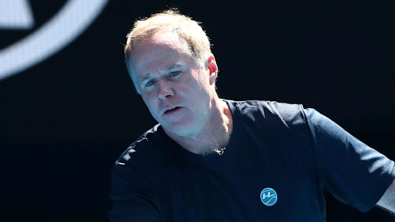 Coronavirus: Patrick McEnroe feeling '100 per cent' after recovering from COVID-19