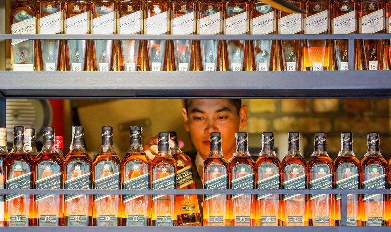 Diageo Attributes HY Net Sales Increase Of 5.8% To 'Organic Growth'