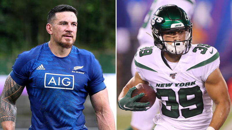 The Wolfpack are set to sign Sonny Bill Williams and are reportedly linked to Valentine Holmes. (Getty Images)
