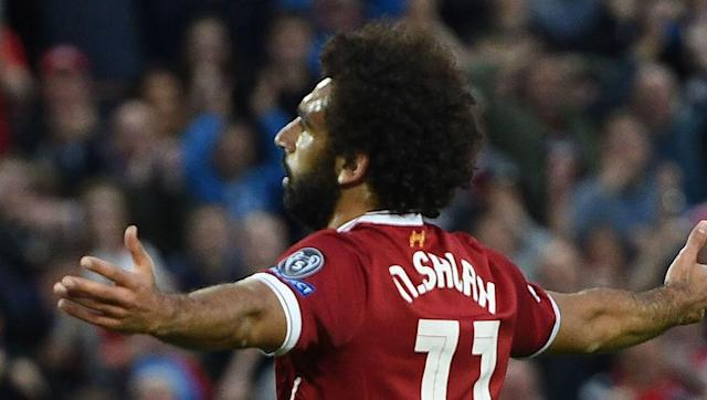 <p>The Egyptian winger was signed by the rejection merchant Jose Mourinho from Basel for a sum of £11m, but rarely featured at Stamford Bridge before being loaned out to Fiorentina and Roma, joining the latter permanently after scoring 14 goals in 34 games. </p> <br><p>Salah continued his scintillating form in Serie A in his first permanent season at Roma, scoring 15 goals and assisting a further 11 in just 31 appearances, before moving to Liverpool this summer for £36.9m. </p> <br><p>The 25-year-old has made an instant impression on Merseyside, scoring four goals in his first five games for the Reds, earning their Player of the Month gong for August.</p>