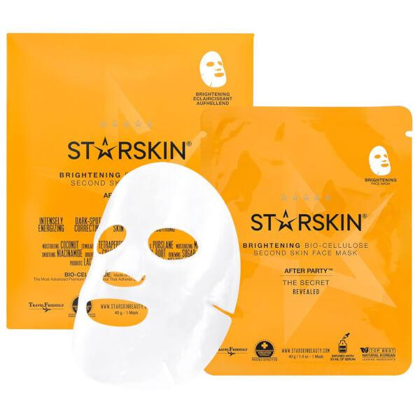 """<p>If you're hungover and in need of a skin fix, this transparent, cooling sheet mask will revive you. Formulated with vitamin rich coconut juice and brightening cowslip extract, 25 minutes of this mask will visibly restore luminosity leaving you with only the headache to deal with.<br /><a rel=""""nofollow"""" href=""""http://tidd.ly/83ec06be"""">Buy here</a> </p>"""