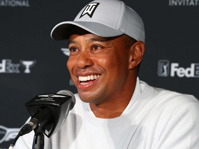 Tiger Woods is assessing the details of the PGL: Getty