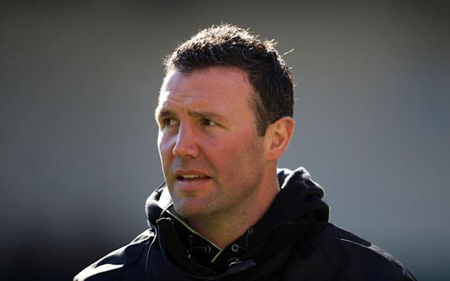 <span>Leicester sacked Aaron Mauger on Monday</span>