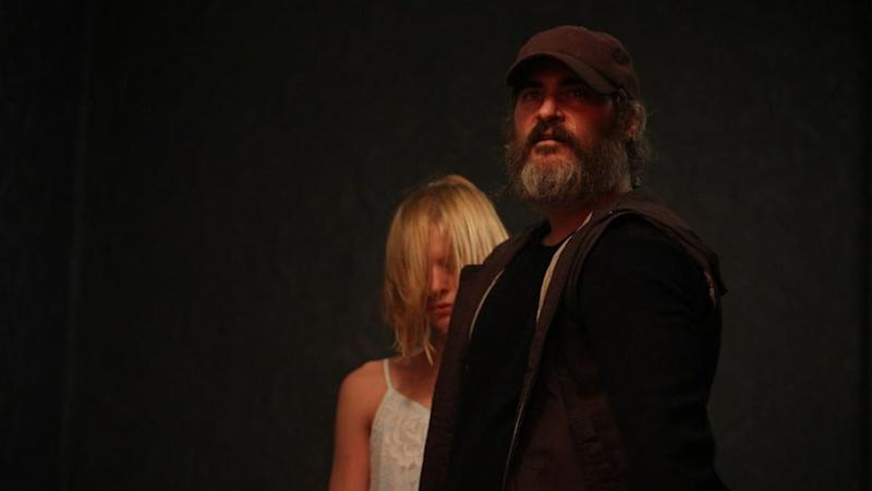 You Were Never Really Here on Amazon Prime