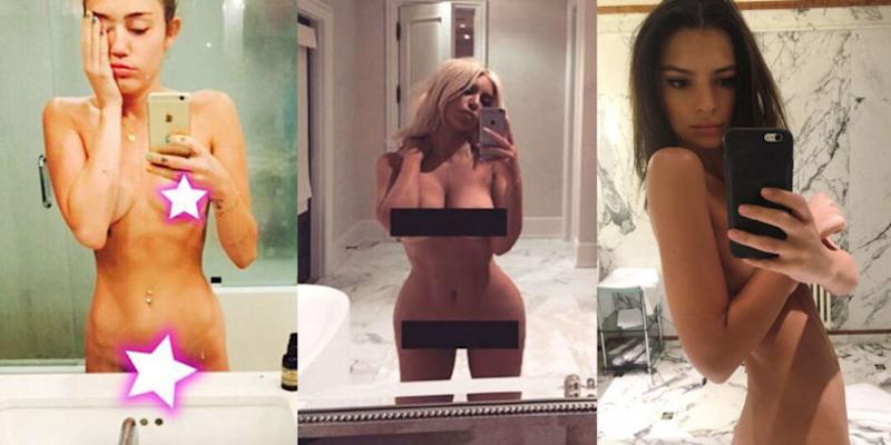 Is the Naked Selfie Good for Feminism?