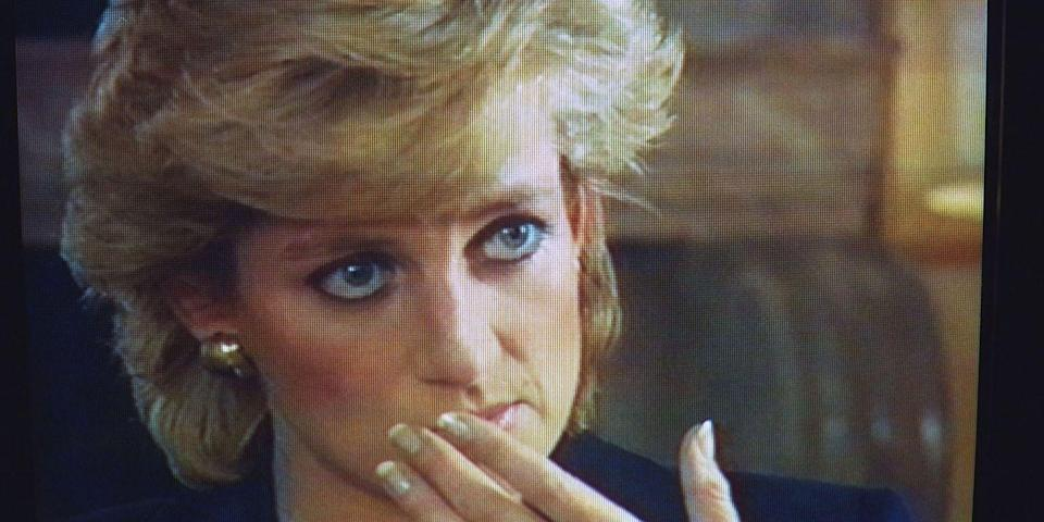 A Handwritten Note from Princess Diana Claiming She Wasn't Manipulated Into Her BBC Interview Has Gone Missing