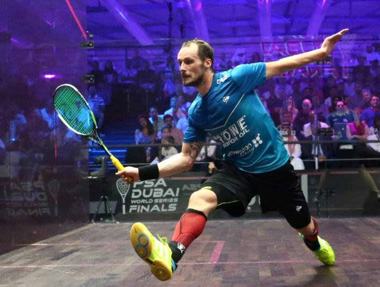Gregory Gaultier is the only Frenchman to have won the British Open and is now chasing a hat-trick of titles in the prestigious squash event
