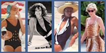 """<p>Summer is about to be in full swing and that means that it is peak swimwear season. And while we've already taken the time to give you inspiration—and perhaps the courage—<a href=""""https://www.townandcountrymag.com/style/a36675600/how-to-style-white-one-piece-swimsuit/"""" rel=""""nofollow noopener"""" target=""""_blank"""" data-ylk=""""slk:to wear a white maillot"""" class=""""link rapid-noclick-resp"""">to wear a white maillot</a>, there's plenty of ways to look absolutely stunning, even if you're dashing about in swimwear all day. Whether you have a wardrobe of <a href=""""https://www.townandcountrymag.com/style/fashion-trends/g27226558/best-swimsuit-brands/"""" rel=""""nofollow noopener"""" target=""""_blank"""" data-ylk=""""slk:oh so flattering and stylish bikinis"""" class=""""link rapid-noclick-resp"""">oh so flattering and stylish bikinis</a>, or perhaps are adding to your collection now that you've mastered the art of <a href=""""https://www.townandcountrymag.com/style/fashion-trends/a32381051/how-to-wear-caftans/"""" rel=""""nofollow noopener"""" target=""""_blank"""" data-ylk=""""slk:a caftan outfit"""" class=""""link rapid-noclick-resp"""">a caftan outfit</a>, there's always room for a good ensemble with a fabulous one piece bathing suit as its backbone. Here, we show you how to wear a maillot 6 different ways, all at various levels of glamour, to fit many an beachside occasion. </p><p><strong>MORE:</strong><a href=""""https://www.townandcountrymag.com/style/fashion-trends/g18369364/best-swimsuits-for-women/"""" rel=""""nofollow noopener"""" target=""""_blank"""" data-ylk=""""slk:The Best Swimsuits That Every Woman Should Have in Her Collection"""" class=""""link rapid-noclick-resp""""> The Best Swimsuits That Every Woman Should Have in Her Collection</a></p>"""