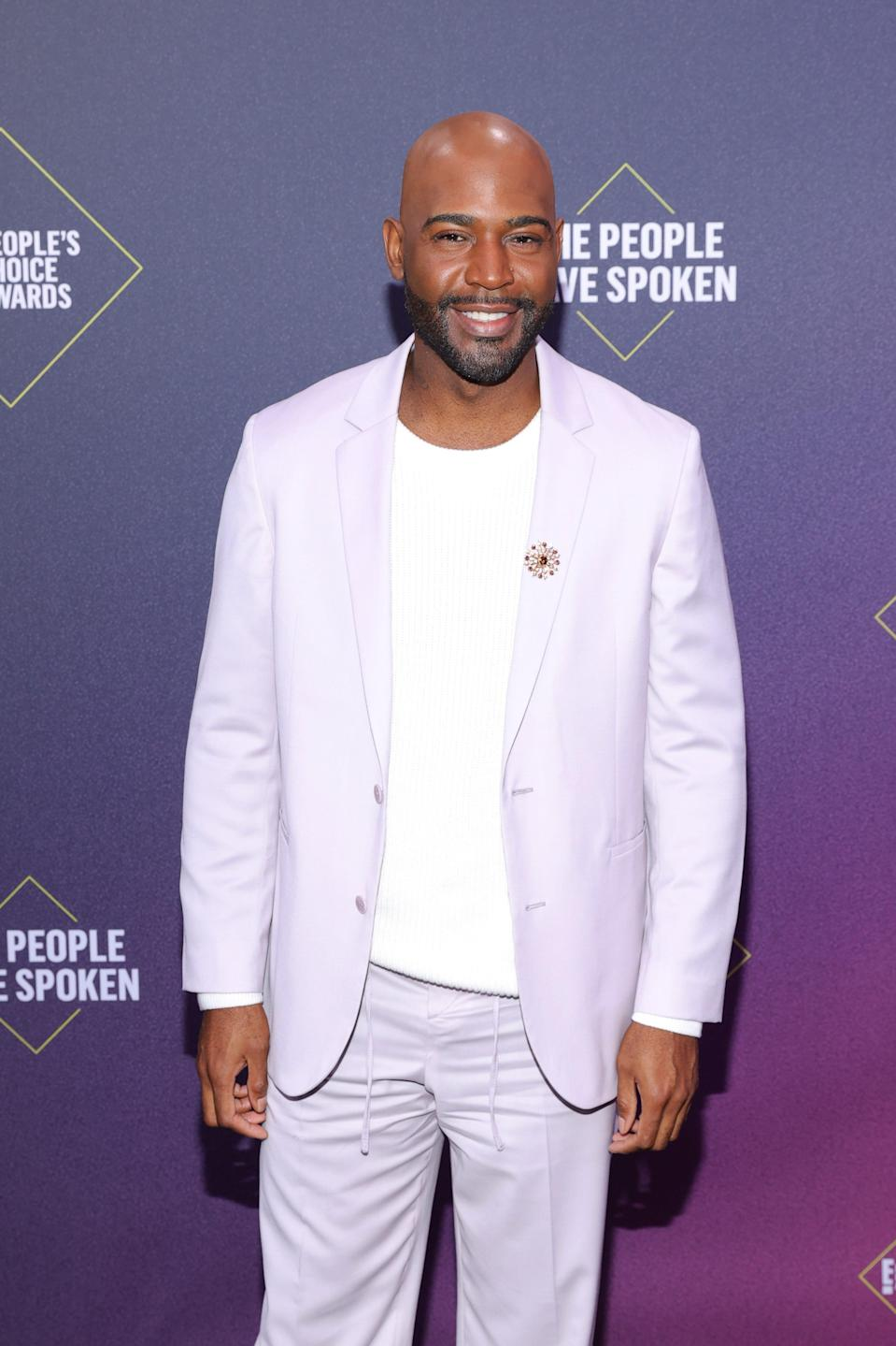 """""""Queer Eye"""" culture expert Karamo Brown said he experienced """"blatant"""" hatred while filming in Texas."""