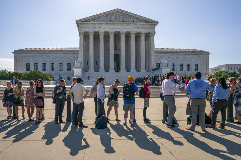 US Supreme Court strikes down ban on