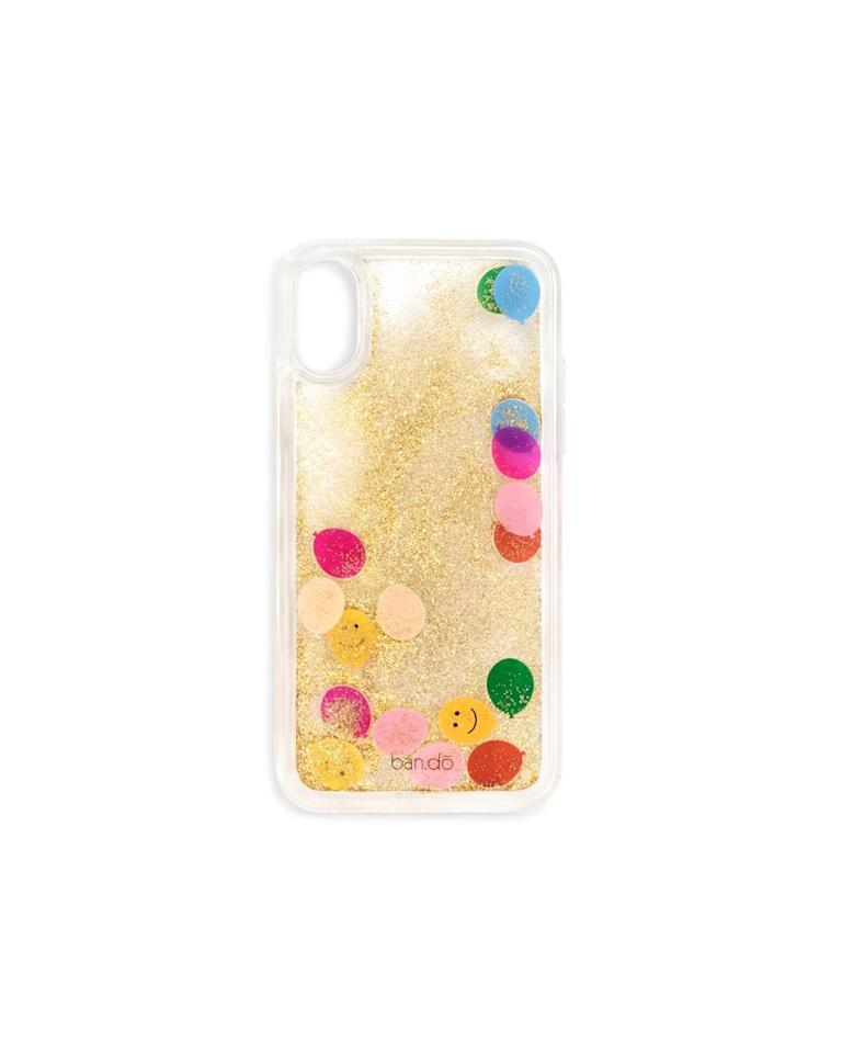 "<p>The smiley faces make this <a href=""https://www.popsugar.com/buy/Bando-Glitter-Bomb-iPhone-Case-513076?p_name=Ban.do%20Glitter%20Bomb%20iPhone%20Case&retailer=bando.com&pid=513076&price=28&evar1=fab%3Aus&evar9=20750457&evar98=https%3A%2F%2Fwww.popsugar.com%2Ffashion%2Fphoto-gallery%2F20750457%2Fimage%2F46863722%2FBando-Glitter-Bomb-iPhone-Case&list1=shopping%2Choliday%2Cstocking%20stuffers%2Cgift%20guide%2Cgifts%20under%20%2425%2Cwhite%20elephant%20gifts%2Choliday%20fashion%2Cfashion%20gifts%2Cgifts%20for%20women%2Cgifts%20under%20%24100%2Cgifts%20under%20%2450%2Cgifts%20under%20%2475&prop13=mobile&pdata=1"" rel=""nofollow"" data-shoppable-link=""1"" target=""_blank"" class=""ga-track"" data-ga-category=""Related"" data-ga-label=""https://www.bando.com/products/glitter-bomb-iphone-case-x-xs-balloon-drop"" data-ga-action=""In-Line Links"">Ban.do Glitter Bomb iPhone Case</a> ($28) so cute.</p>"