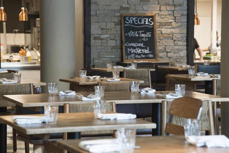 Radici: rustic... for Islington