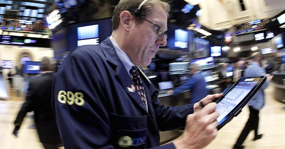 Brendan McDermid | Reuters. U.S. stock index futures indicated a flat open on Tuesday as investors awaited a speech by Federal Reserve Chair Janet Yellen.