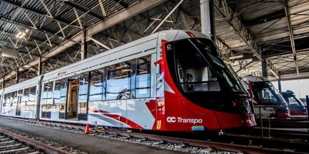 Delays and other problems with the Alstom Citadis Spirit trains are some of the key issues in the city's lawsuit against Rideau Transit Group.