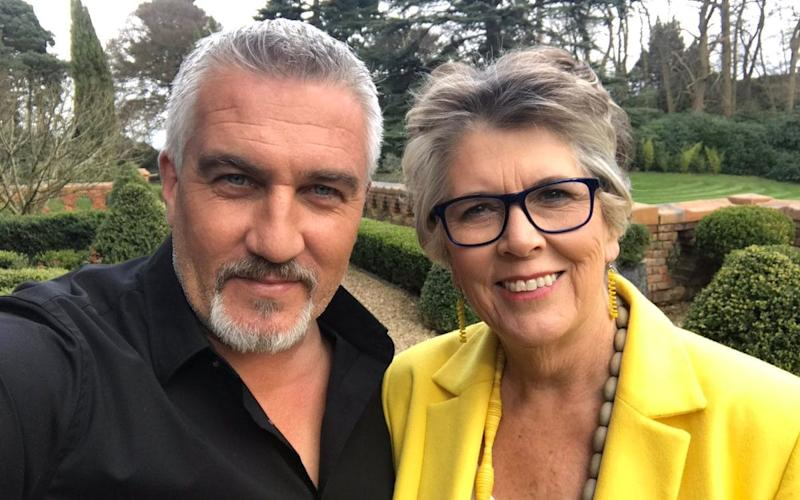 Does he have to work on Good Friday? - Paul Hollywood