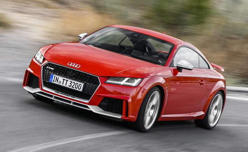 2018 audi tt rs coupe. Black Bedroom Furniture Sets. Home Design Ideas