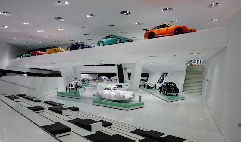 Tour Some Virtual Auto Museums