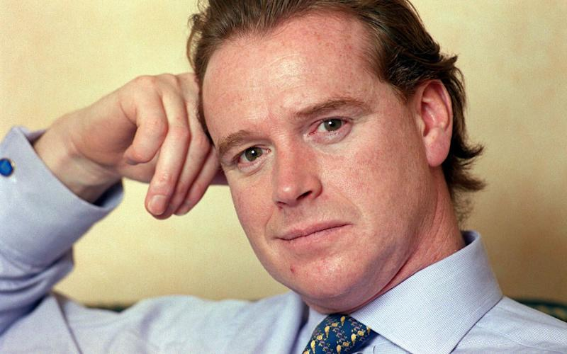 James Hewitt pictured in 1999 - Credit: Fiona Hanson/PA