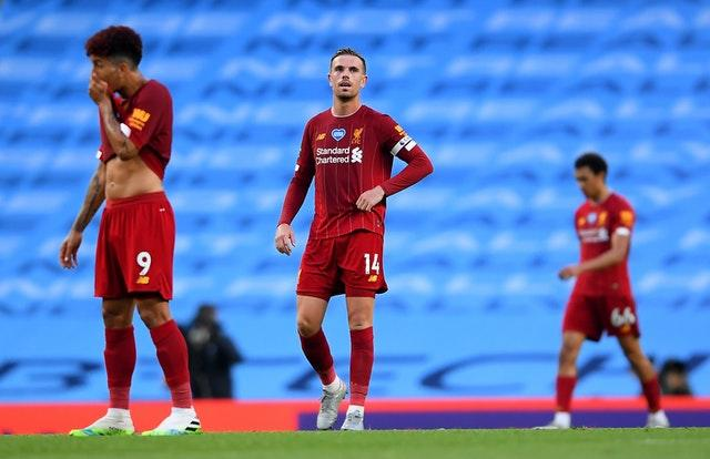 Klopp insists his players are adjusting well to being Premier League champions