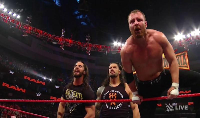 Roman Reigns: Dean Ambrose's WWE exit was a shock