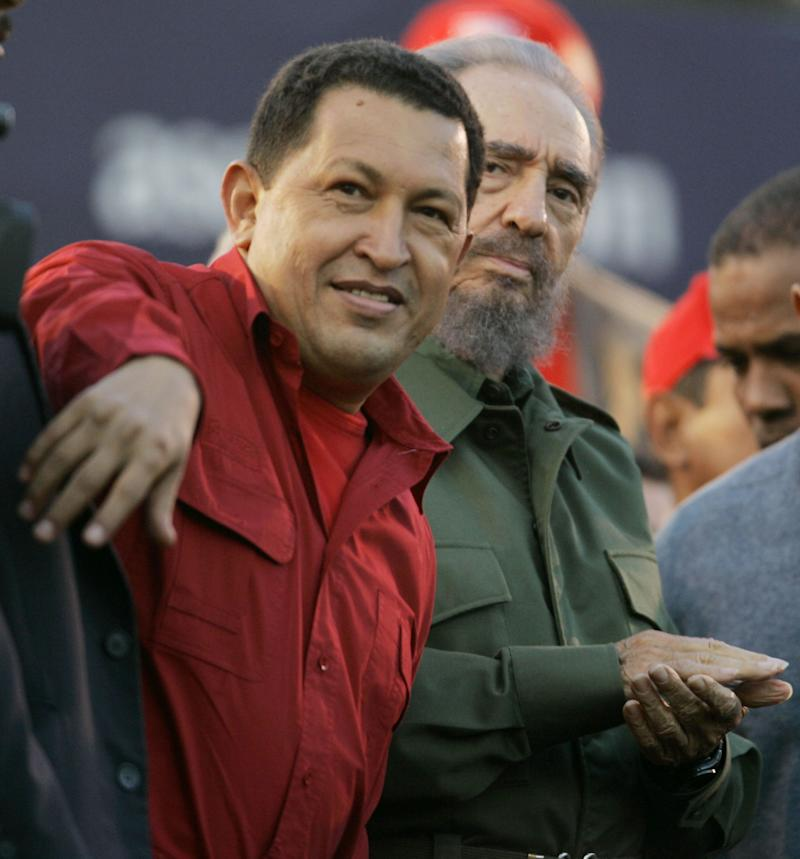 Hugo Chavez, fiery Venezuelan leader, dies at 58
