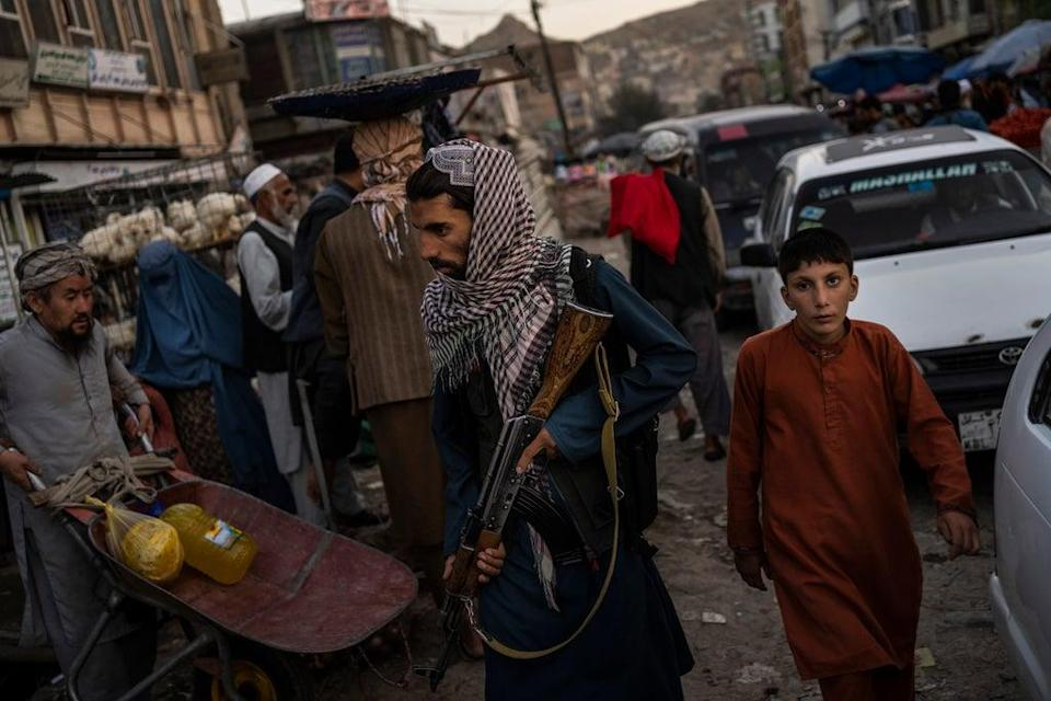 Afghanistan Aid Dilemma (Copyright 2021 The Associated Press. All rights reserved)
