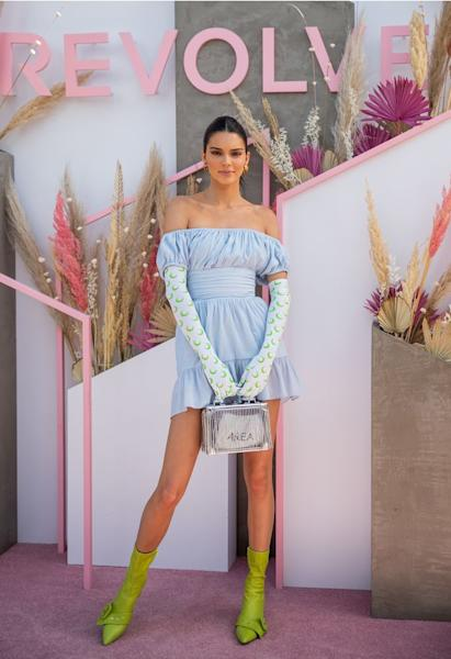 This is what your favorite celebrities, from Kendall Jenner to Billie Eilish, wore to the first weekend of Coachella 2019.