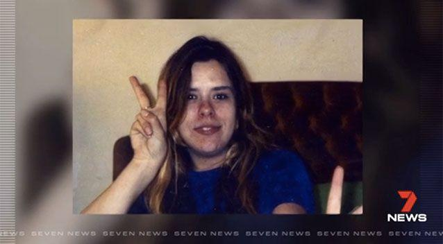 Initially police thought Ms Balbi died of a drug overdose. Source: 7 News.
