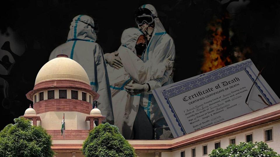 After SC nudge, Centre issues guidelines for COVID-19 death certificate