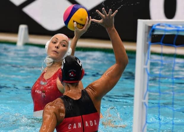 After defeating Canada in a close match, Hungary will play for gold against the United States.  (@FINA1908/Twitter - image credit)