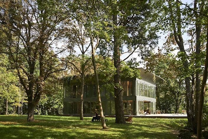 P.A.T.H. house by Starck with Riko