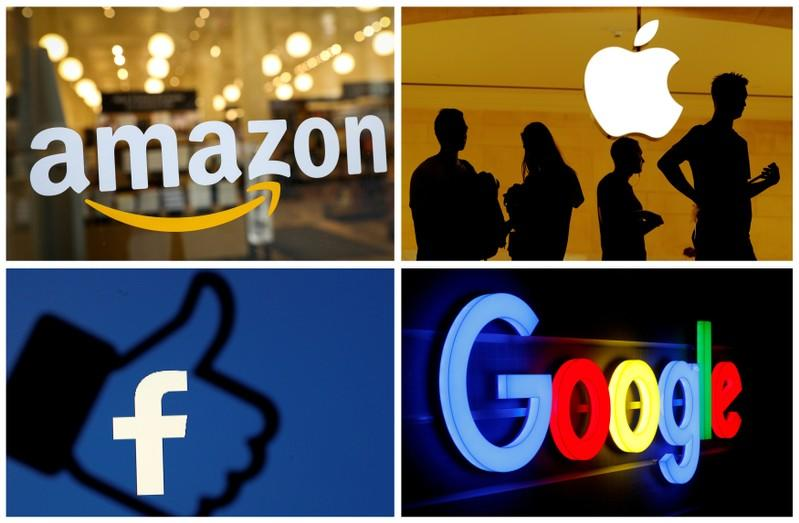 Google, Facebook, Amazon and Apple offer defense in congressional antitrust probe